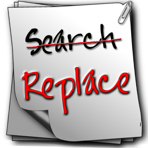 Wordpress Search and Replace Eklentisi