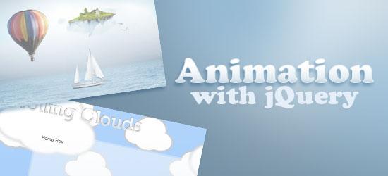 Jquery Animate (Animasyon) Kullanımı Anlatımı