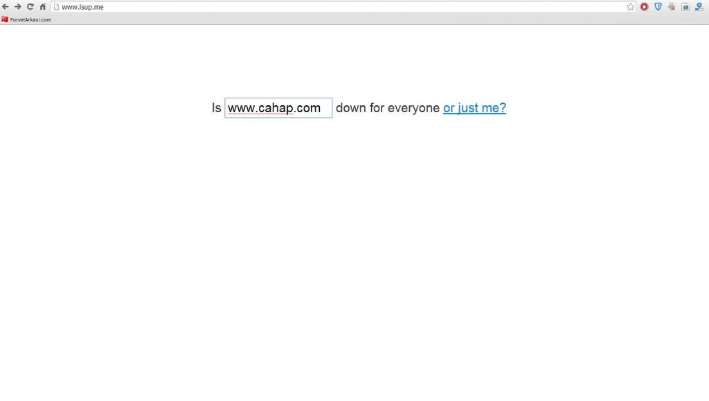 Şu siteye Benden Başka Giremeyen Var Mı, site çalışıyor mu, sadece ben mi giremiyorum, site açılıyor mu, site bozuk mu, sitede sorun mu var, site açılmıyor, siteye girilmiyor