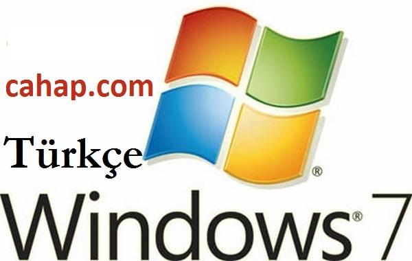 Windows 7 Nasıl Türkçe Yapılır?