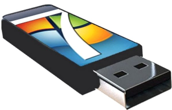 USB Flash ile Format Atma Windows Yükleme
