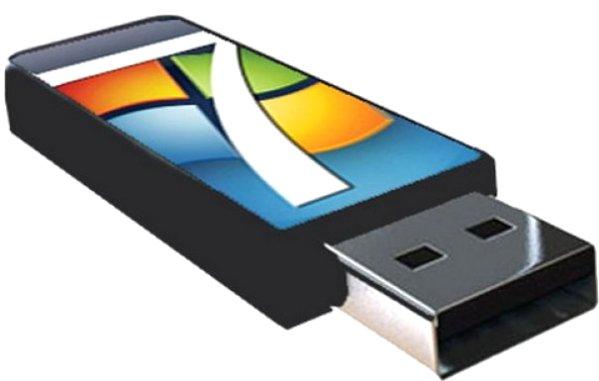 USB Flash ile Format Atma Windows Yükleme