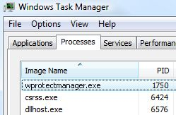 Protect Windows Manager.exe Nedir?