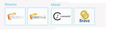 Tivibu Maxi Plus Sinema - Müzik Kanal Listesi