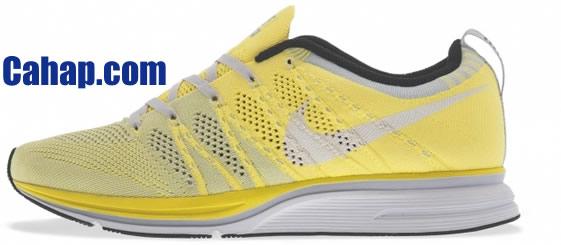 Nike Flyknit Trainer Yellow